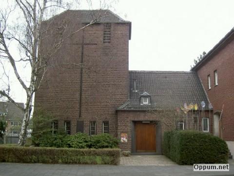 Evangelische kirche krefeld bockum